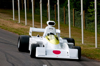 Festival of Speed - Saturday - Goodwood House