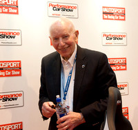 John Surtees Tribute - Autosport International 2014