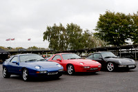 Porsche Club GB Charity Day for Chestnut Tree Children's Hospice
