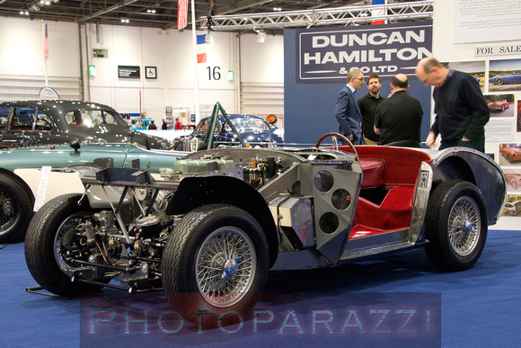 The London Classic Car Show - Excel London